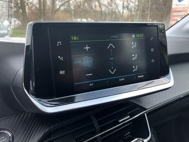 Peugeot 208 elektryk , super cena ,auto demonstracyjne Łódź - zdjęcie 10