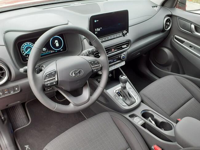 Hyundai Kona Hybryda 141KM STYLE + NAVI 2021 Wejherowo - zdjęcie 6