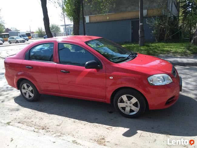 Chevrolet Aveo -Warszawa Targówek - zdjęcie 1