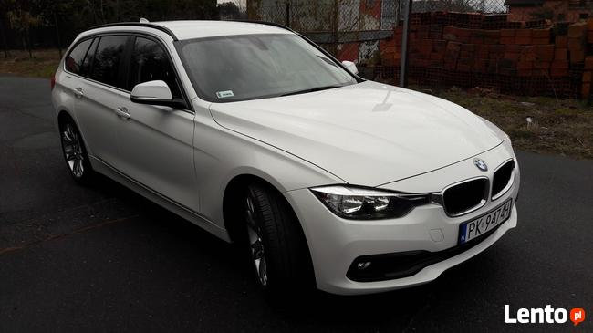 BMW 3 F30 Diesel.20l 150 KM. lift Kalisz - zdjęcie 7
