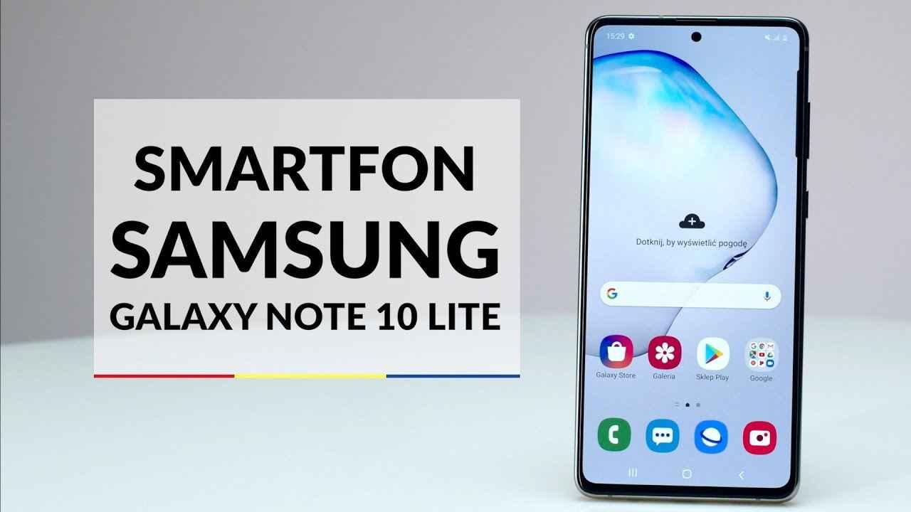 Naprawa Samsung Note 10 Lite wymiana szybki Białołęka - zdjęcie 2