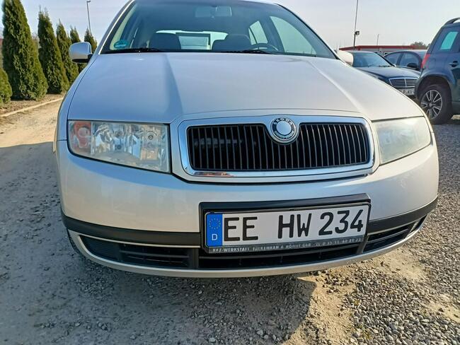 Škoda Fabia 1.4 Klima Comfort Serwis Piekna z Niemiec Radom - zdjęcie 4