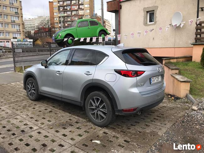 Mazda CX-5 2018 Rok MOŻLIWA ZAMIANA ! Gdynia - zdjęcie 4
