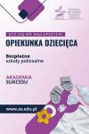 Opiekunka dziecięca- zawód przyszłości, darmowa nauka. Białystok - zdjęcie 1