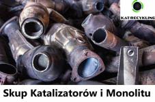 Skup Katalizatorów i Monolitu - Najlepsze ceny Świdnica - zdjęcie 1
