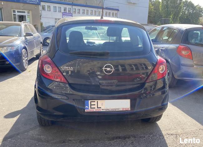 Opel Corsa 1.2 z LPG Śródmieście - zdjęcie 3