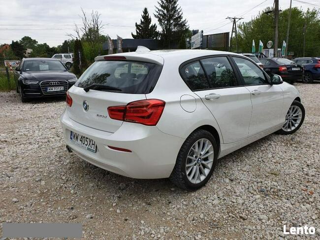 BMW 120 2.0d Hatchback 190KM Salon PL Piaseczno - zdjęcie 6