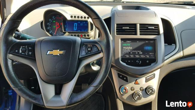 Chevrolet Aveo Lipiany - zdjęcie 6