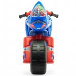 Rowerek biegowy INJUSA Duży Motor Biegowy Jeździk Dla Dzieci Avengers Galiny - zdjęcie 3