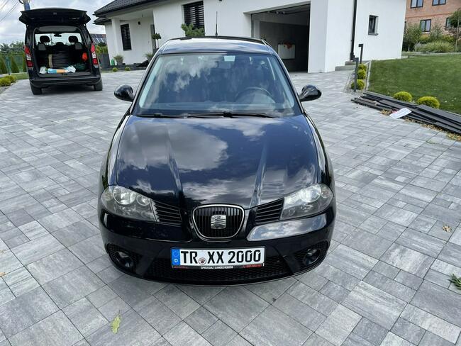 Seat Ibiza super stan z Niemiec klima benzyna Rzeszów - zdjęcie 5