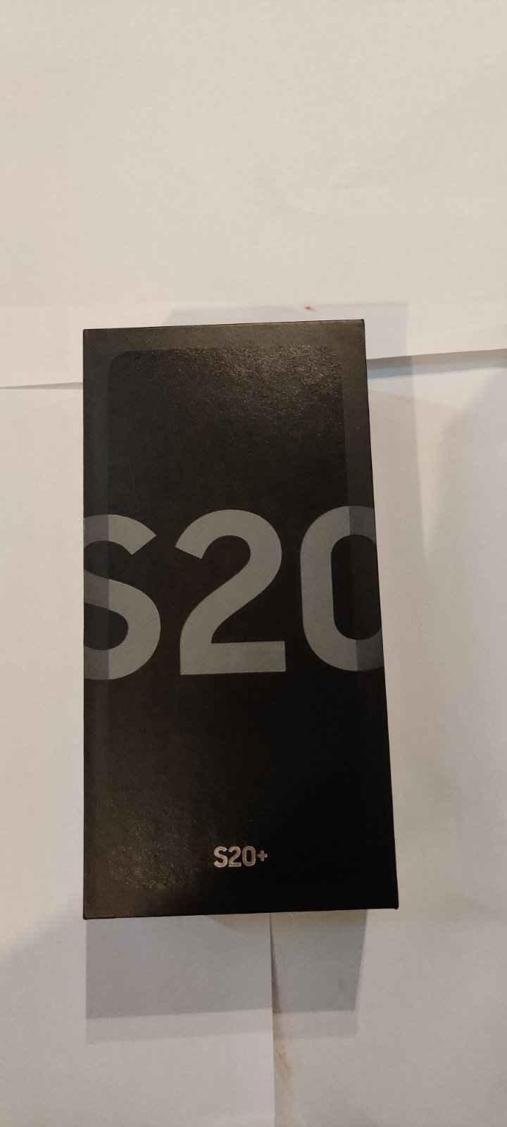 Sprzedam samsung s20+ Fabryczna - zdjęcie 3