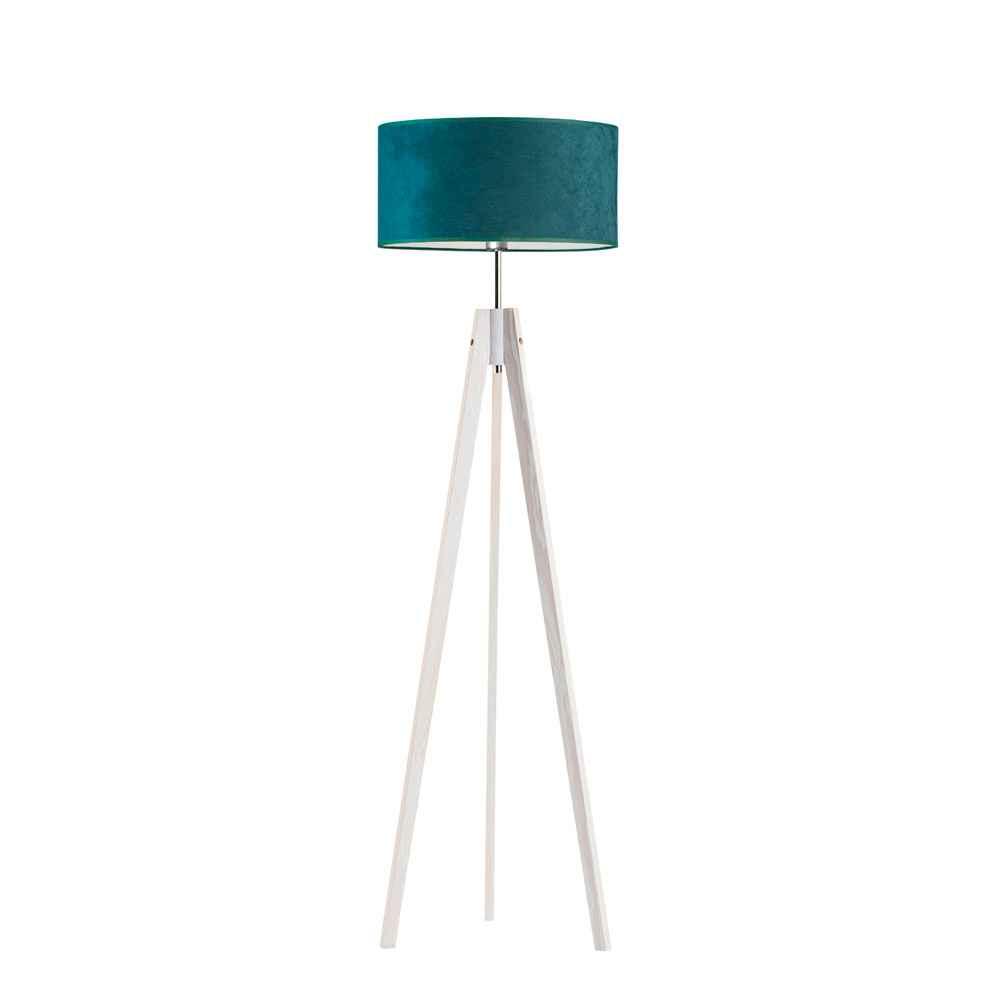 Lampa stojąca abażurowa walec TINTA! Częstochowa - zdjęcie 4