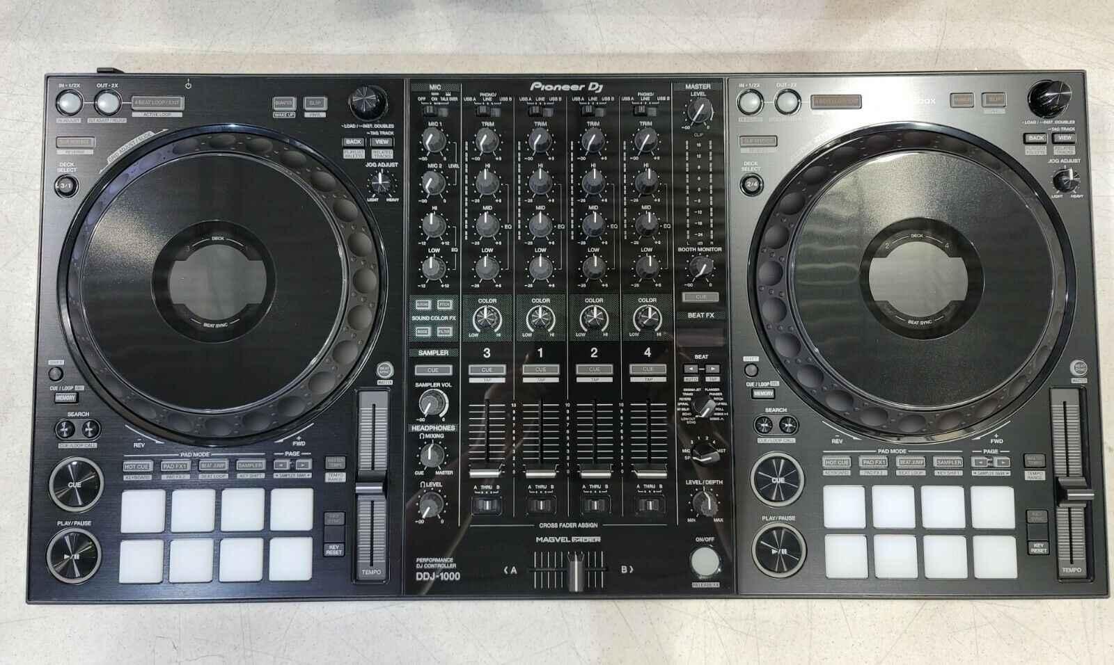 Na sprzedaż nowy kontroler Pioneer DDJ-1000 DJ do Rekordbox Ursus - zdjęcie 3