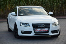 Audi A5 Coupe 2.0TDi 170KM Manual 2009r. Skóra Xenon LED Kampinos - zdjęcie 8