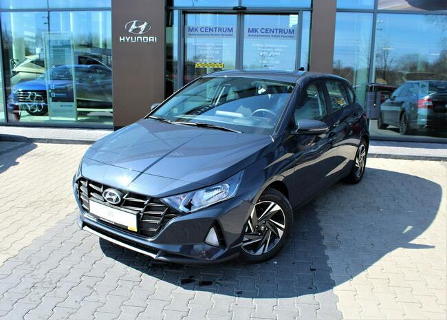 Hyundai i20 Nowy Model ! Comfort! 1.2 MPI 84KM Łódź - zdjęcie 2