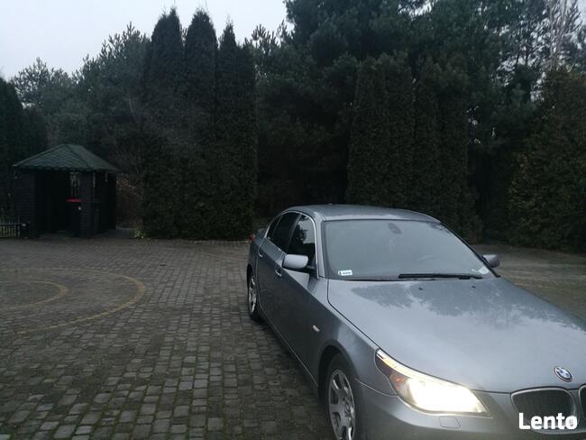 SPRZEDAM BMW E60 Serock - zdjęcie 9