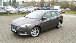 Ford Focus 1,5TDCi 120KM Titanium 18.04.2017 Xenon gwarancja GS36687 Warszawa - zdjęcie 1