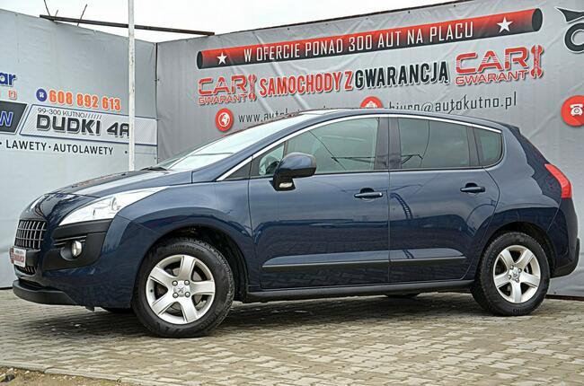 Peugeot 3008 1,6 HDI Gwarancja Raty Zamiana Opłacony Kutno - zdjęcie 5