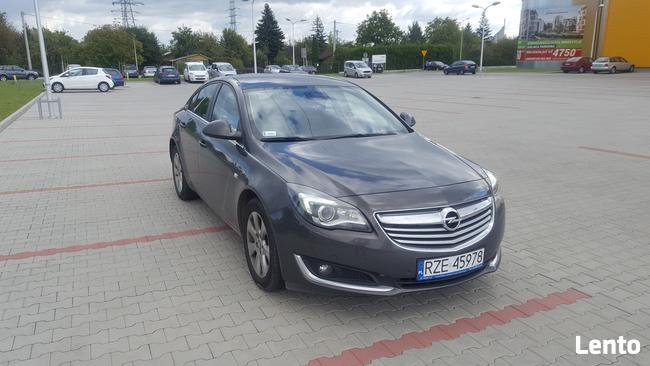 Opel Insignia, Krajowy, Faktura VAT, Automat Malawa - zdjęcie 2