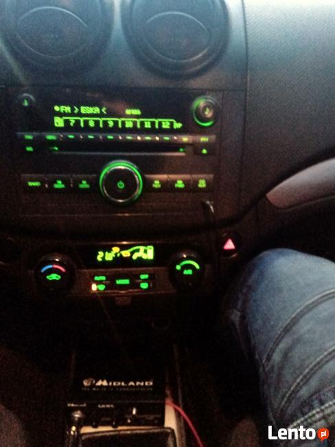 Chevrolet Aveo 1.4 benzyna Goleniów - zdjęcie 4