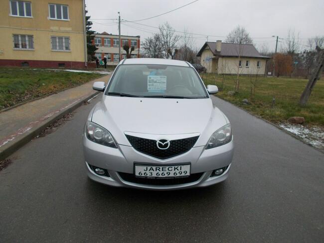 Mazda 3 Opłacona Zdrowa Zadbana Serwisowana Klimatyzacją 1Wł 100 Aut Kisielice - zdjęcie 3