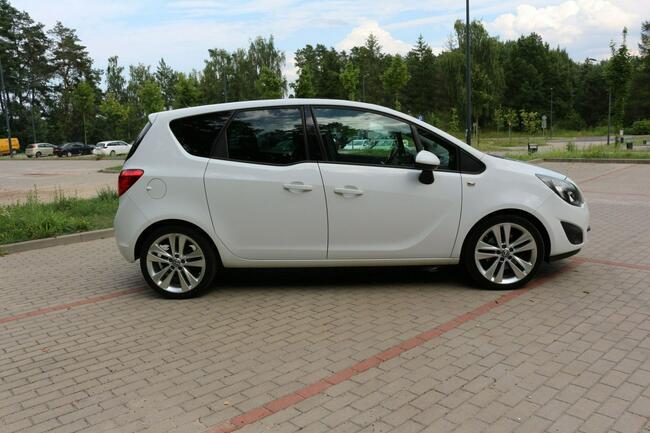 Opel Meriva • Gwarancja w cenie auta Olsztyn - zdjęcie 8