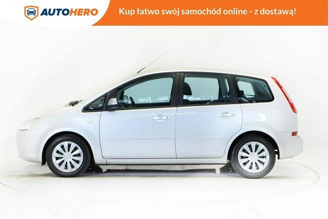 Ford C-Max DARMOWA DOSTAWA, PDC, Grzan fotele, Klima auto Warszawa - zdjęcie 2