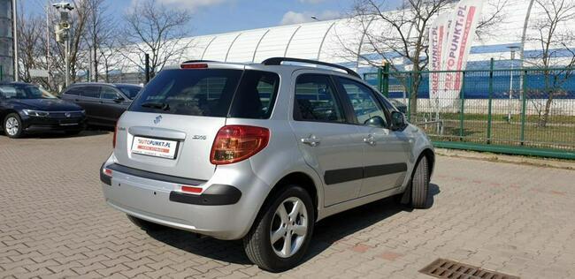 Suzuki SX4 GS Warszawa - zdjęcie 5