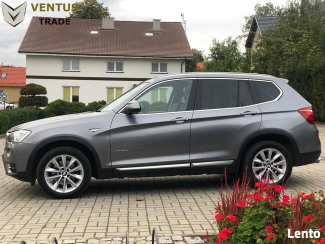 BMW X3 30D XDrive XLine 2017 (23% VAT) Kłodzko - zdjęcie 5