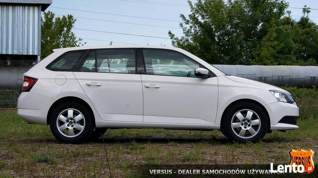 Škoda Fabia 1.4TDI 105ps PL salon 2wł Klima BT Zamiana Raty Gdynia - zdjęcie 5