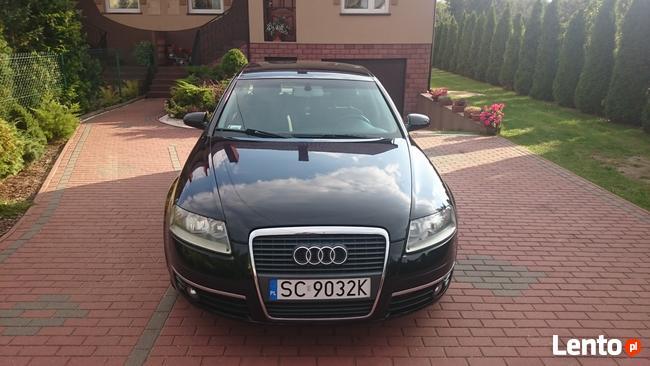 Sprzedam Audi A6 C6 2.0 TDI Przymiłowice - zdjęcie 1