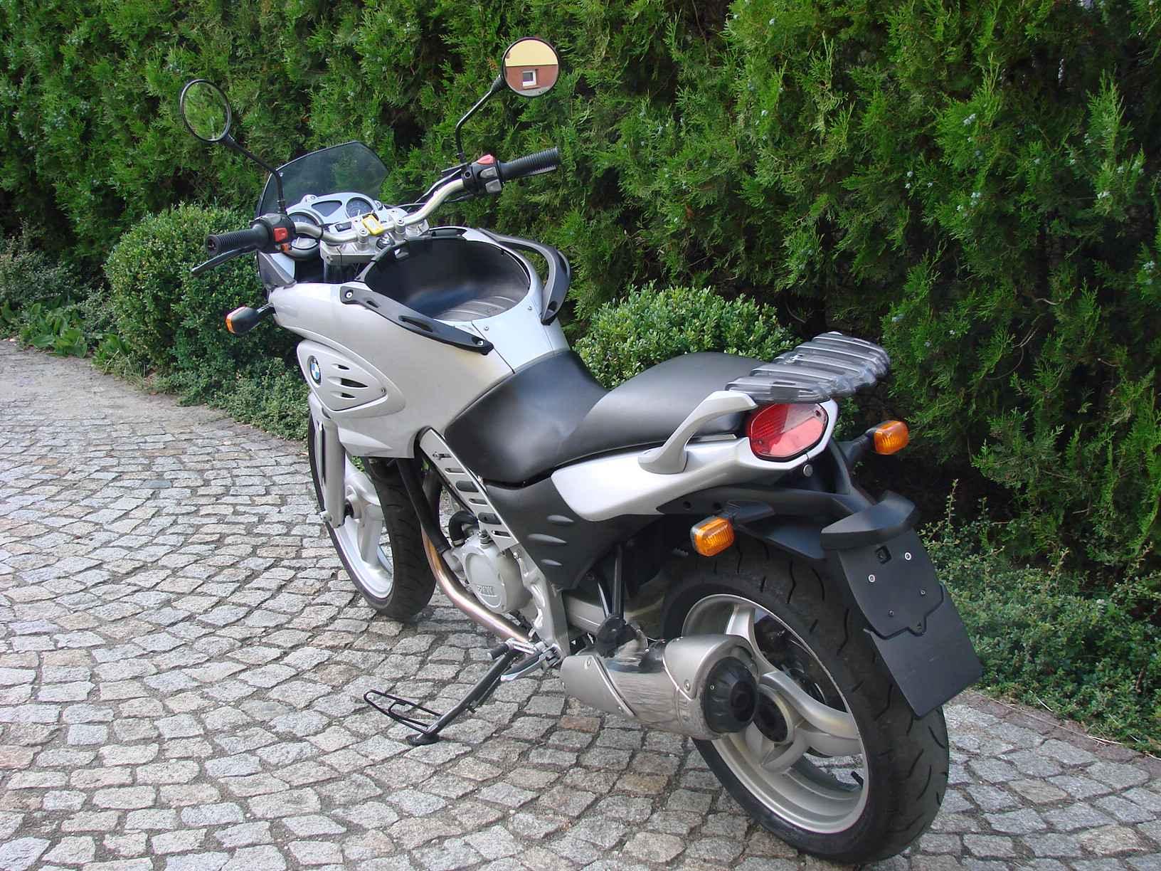 BMW F 650 CS ABS Śrem - zdjęcie 9