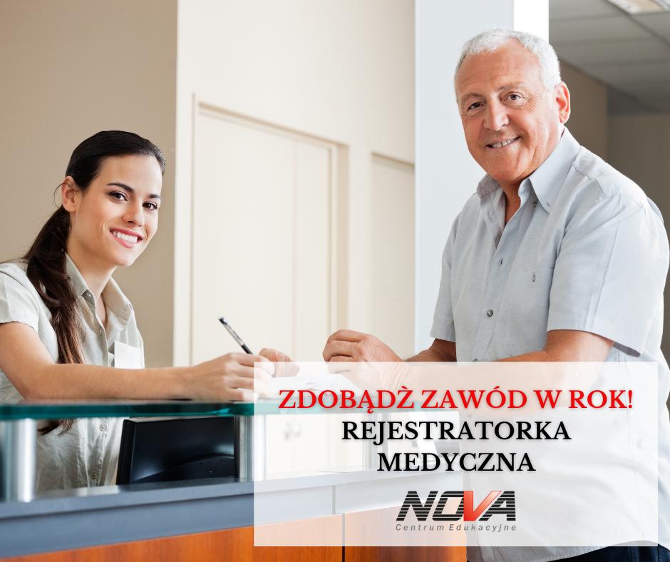 Rejestratorka medyczna Lublin - zdjęcie 1