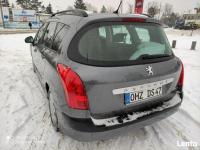 Peugeot 308 SW Stan Bardzo dobry ! 8 kół serw. ASO Peugeot !!! Grodzisk Mazowiecki - zdjęcie 5