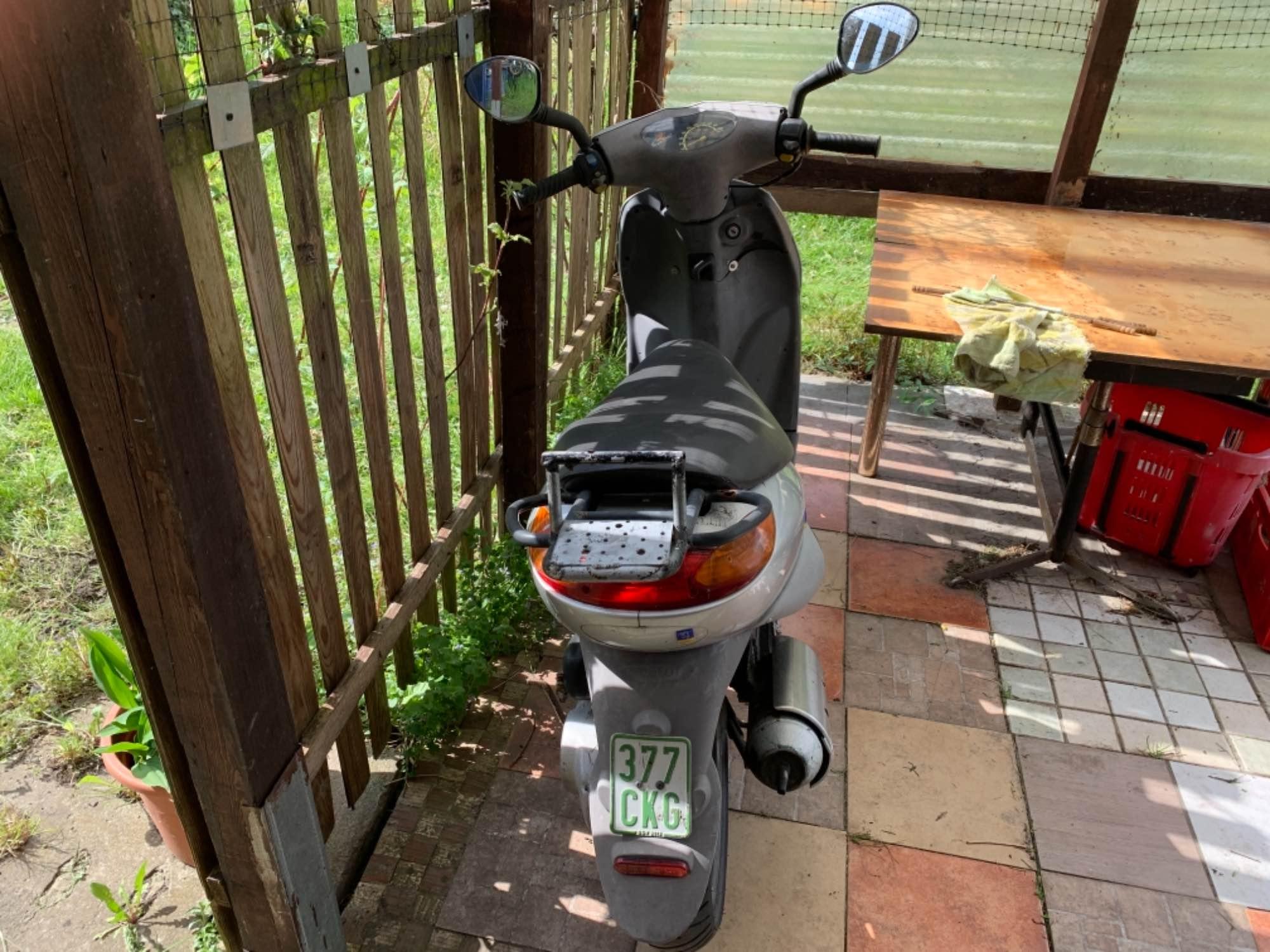 Sprzedam skuter Szczecin - zdjęcie 7