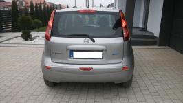 Nissan Note 1,4 benzyna 2011r Salon oryginał Płock - zdjęcie 10