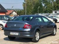 Peugeot 407 alufelga*klimatronic 2 strefy sprawny*elektryka*serwisy Alwernia - zdjęcie 5