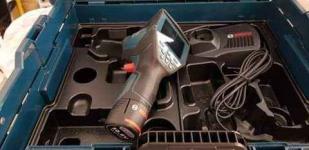 Termodetektor Bosch GIS 1000 C Świebodzice - zdjęcie 1