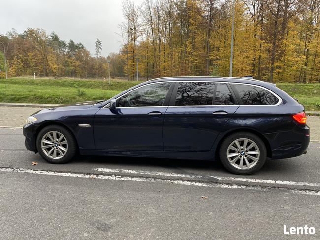BMW serii 5 f11 2010r. Gostynin - zdjęcie 4