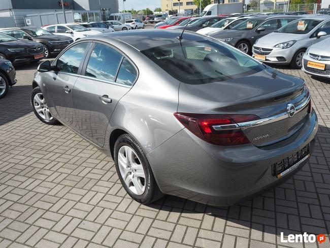 Opel Insignia 1,6T 170 KM sedan, Automatyczna skrzynia biegów Gdańsk - zdjęcie 5