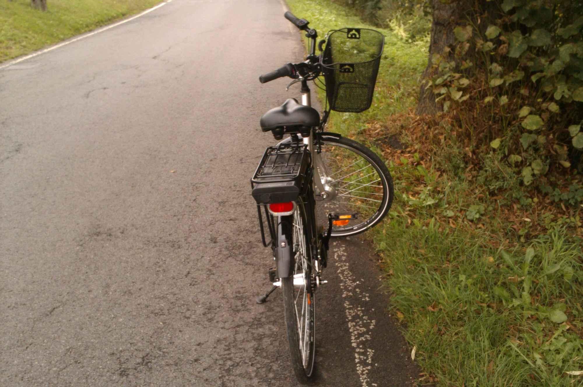 Sprzedam rower elektryczny Pszów - zdjęcie 3