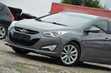 Hyundai i40 Opłacony 1.7CRDI 136KM Serwis Kamera Navi Led Gwara Kutno - zdjęcie 10