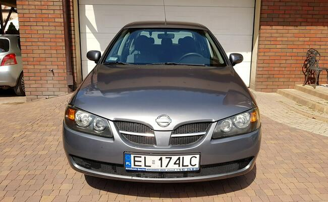 Nissan Almera SALON PL,  zadbany. !! Aleksandrów Łódzki - zdjęcie 2