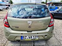 2009 Dacia Sandero 1.6 Benzyna 90 PS 73 tyś KM Nowy Sącz - zdjęcie 4