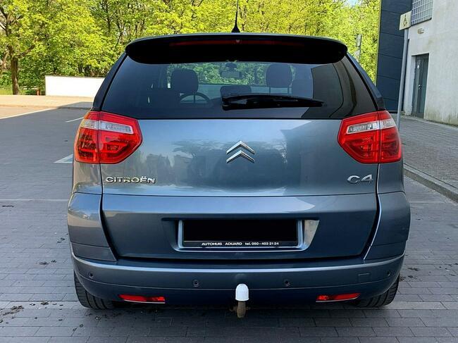 Citroen C4 Picasso Benzyna Climatronic Gwarancja Kutno - zdjęcie 5