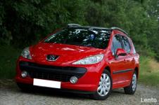 Peugeot 207 SW 1,4 benzyna 95 KM, Perełka, perfekcyjny stan !!! Roztoka - zdjęcie 4