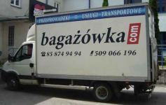 Przeprowadzki mieszkań ,firm.Kartony do przeprowadzki Gratis. Białystok - zdjęcie 1