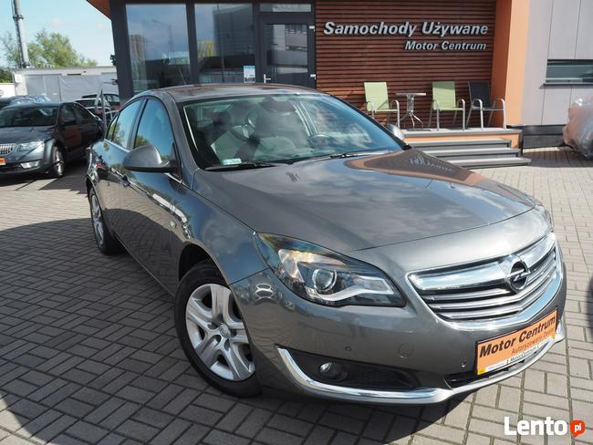 Opel Insignia 1,6T 170 KM sedan, Automatyczna skrzynia biegów Gdańsk - zdjęcie 1