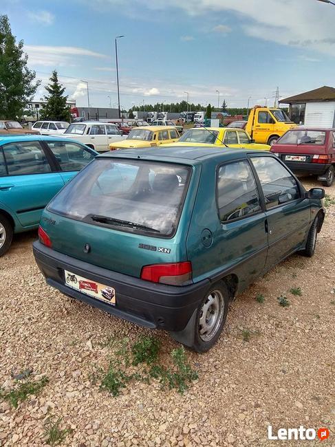 Peugeot 106 Biała Podlaska - zdjęcie 4