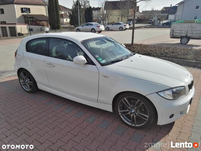 BMW e81 M pakiet 2010r Bytom - zdjęcie 2